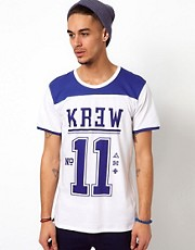 Kr3w T-shirt Team Sports