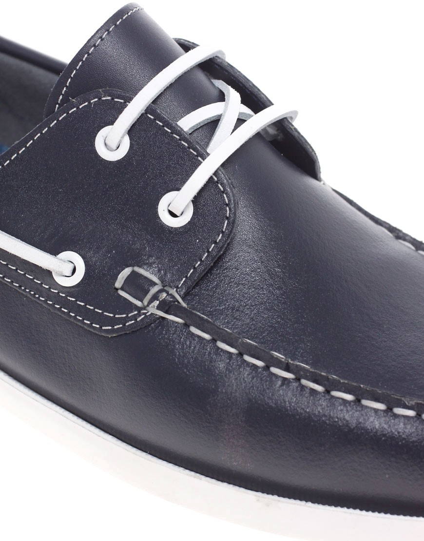 Image 2 of ASOS Boat Shoes