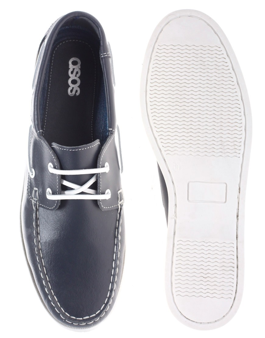 Image 3 of ASOS Boat Shoes