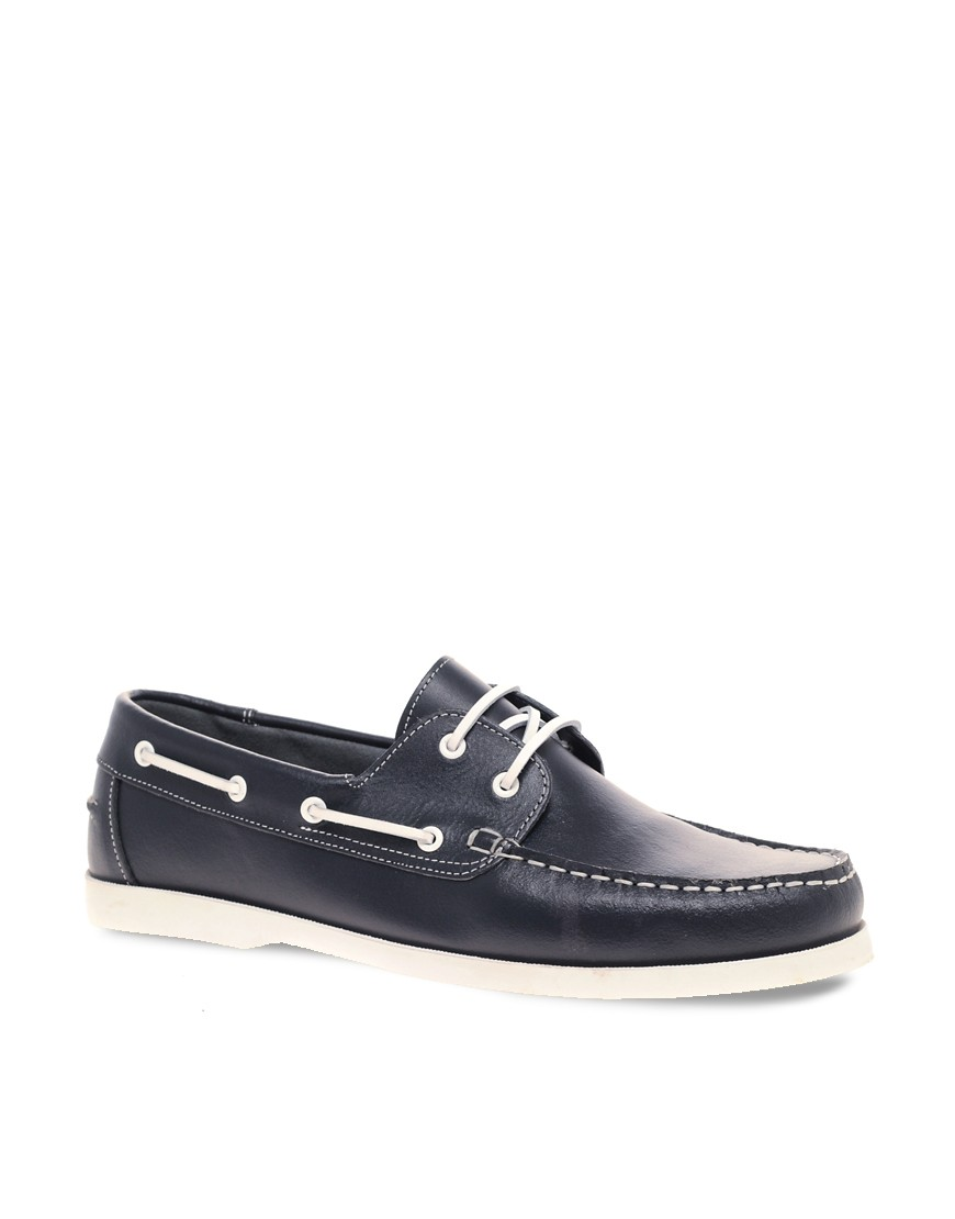 Image 1 of ASOS Boat Shoes