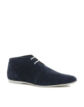 Image 1 ofBase London Zone Chukka Boots
