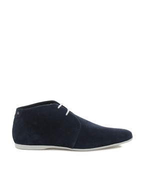 Image 4 ofBase London Zone Chukka Boots
