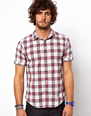 Hilfiger Denim Tobert Short Sleeve Shirt