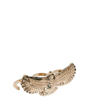 Image 1 ofASOS Triple Eagle Ring