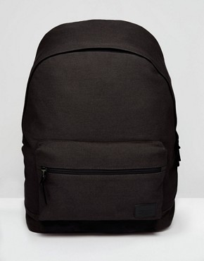 ASOS Backpack In Canvas