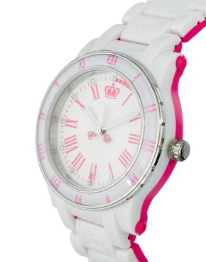 Image 3 ofJuicy Couture HRH White Watch