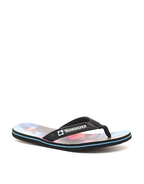 Image 1 ofQuiksilver Eclipsed Flip Flops