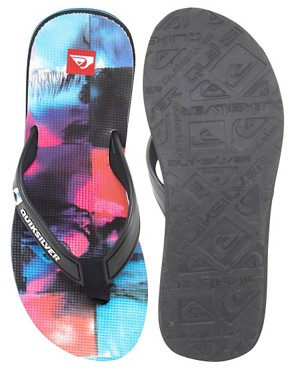Image 3 ofQuiksilver Eclipsed Flip Flops