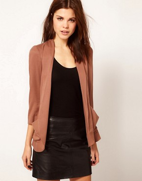 Image 1 of Warehouse Drape Pocket Jacket