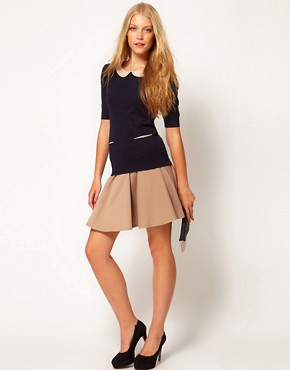 Image 1 ofA Wear Skater Skirt
