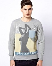 Sudadera Dusk de Ringspun