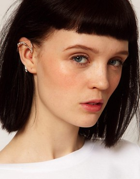 Image 1 ofHusam El Odeh Exclusive To ASOS Earcuff