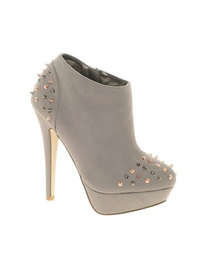 Image 1 ofASOS TRIUMPH Studded Platform Shoe Boots