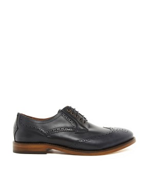 Image 4 ofH By Hudson Haskin Brogue Shoes