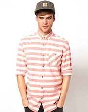 Camisa de rayas de Selected