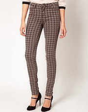 Vero Moda Houndstooth Jean