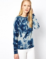 Whistles Luna Tie Dye Sweat