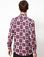 Image 2 ofSamsoe Samsoe Double Check Shirt