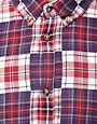 Image 3 ofSamsoe Samsoe Double Check Shirt