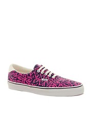 Vans Van Doren Tribal Print Plimsolls