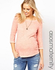 ASOS Maternity Exclusive Sweater in Neppi