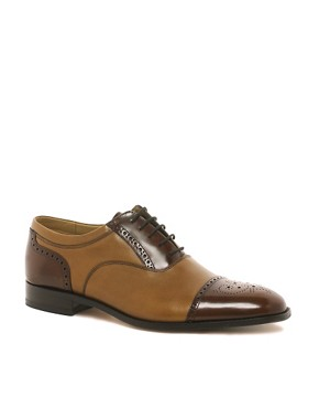 Image 1 ofLoake Toe Cap Brogues