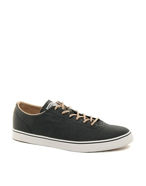 Image 1 ofConverse CVO Canvas Plimsolls