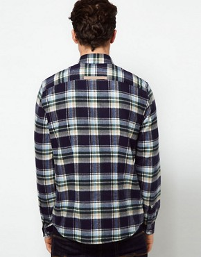 Image 2 ofSuit Flannel Check Shirt