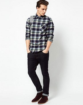 Image 4 ofSuit Flannel Check Shirt