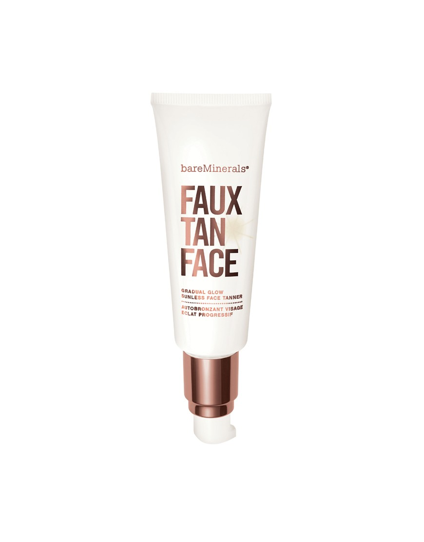 Image 1 of bareMinerals Faux Gradual Glow Sunless Face Tanner 50ml