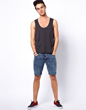 Image 4 ofASOS Vest With Deep Scoop Neck