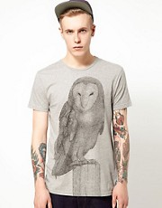 Supremebeing T-Shirt Titan Titan Owl