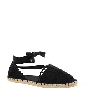 Image 1 ofASOS JANGLE Espadrilles