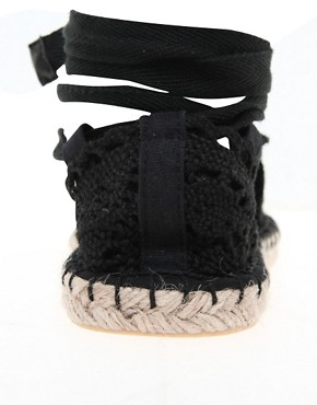 Image 4 ofASOS JANGLE Espadrilles