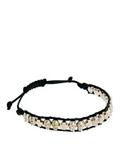 River Island Skull Bracelet