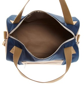 Image 2 ofTent Barrel Bag Exclusive to ASOS