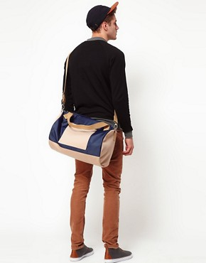 Image 3 ofTent Barrel Bag Exclusive to ASOS
