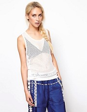 Edun Sweater Tank Top