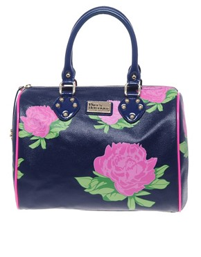 Image 1 ofPaul&#39;s Boutique Peony Molly Bowling Bag