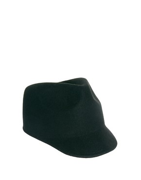 Image 2 ofASOS Felt Cap