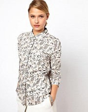 Selected Dina Paisley Shirt