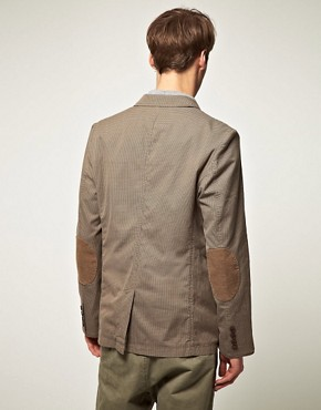Image 2 ofSelected Range Check 2 Button Blazer