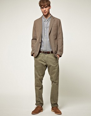 Image 4 ofSelected Range Check 2 Button Blazer