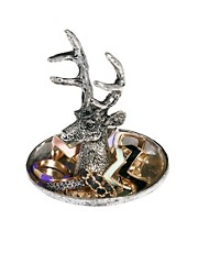 ASOS Stag Jewellery Holder &amp; Ring Dish