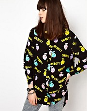 Lazy Oaf Oh Boy Shirt