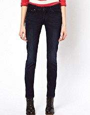 Levi&#39;s - Curve Id - Jeans skinny vestibilit Bold Curve