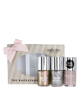Image 1 ofNails Inc The Backstage Collection SAVE 24%