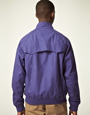 Image 2 ofBen Sherman Classic Harrington Jacket