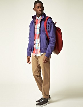Image 4 ofBen Sherman Classic Harrington Jacket