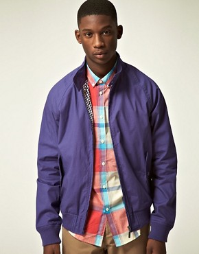 Image 1 ofBen Sherman Classic Harrington Jacket